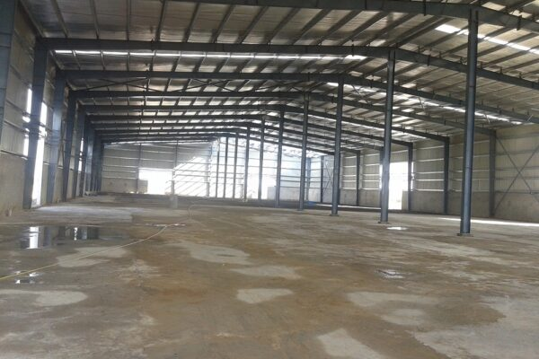 Warehouse in Mundra