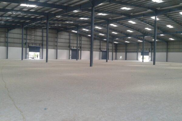 Warehouse in Jhagadia