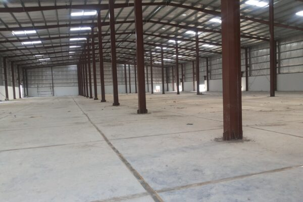 Industrial shed Mundra