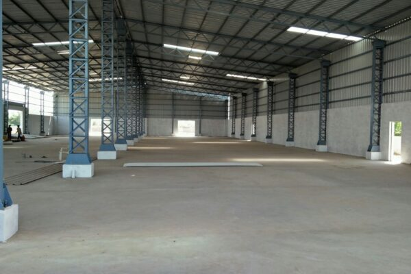 Warehouse Kandla