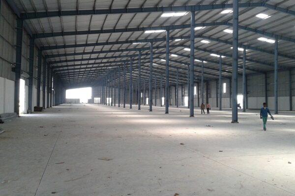 Warehouse in Ankleshwar