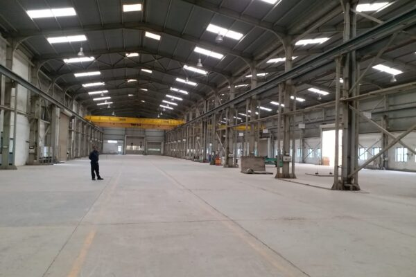 Industrial Shed in Sanand