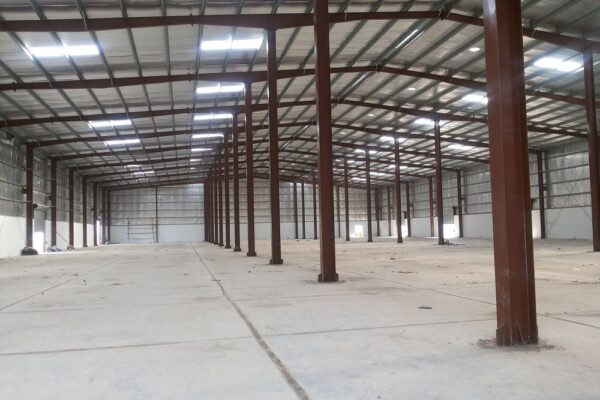 Industrial shed in Kheda